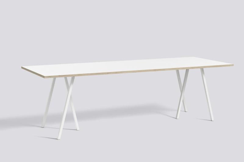 loop stand table tables desks hayshop no. Black Bedroom Furniture Sets. Home Design Ideas